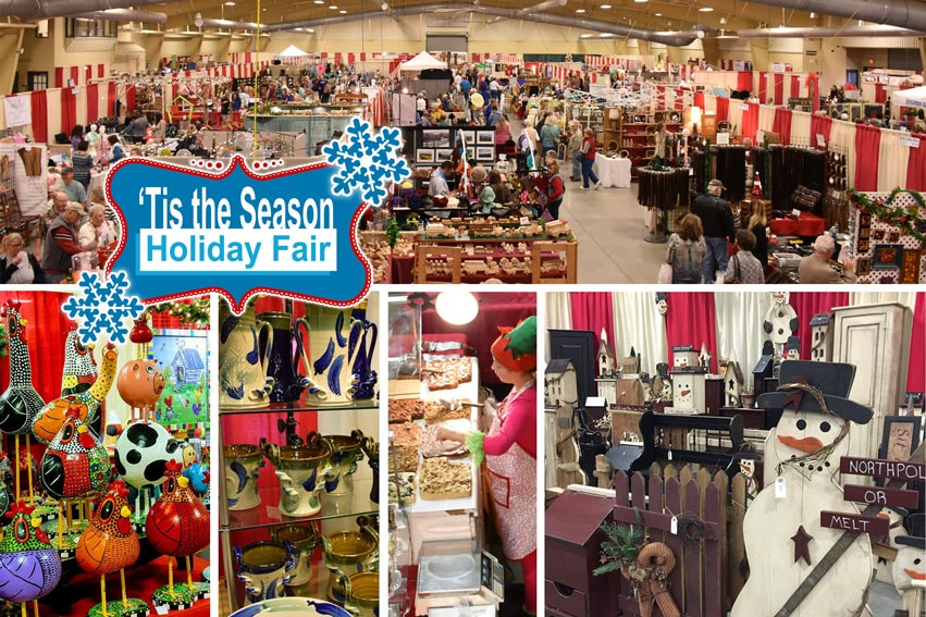 Tis The Season Holiday Fair